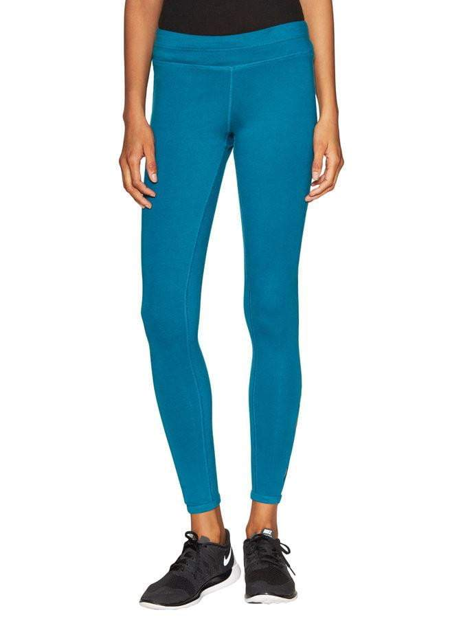 Lalita Lattice Legging Blue (Satva)