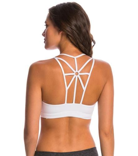 Sun Salutation Bra White (Free People)