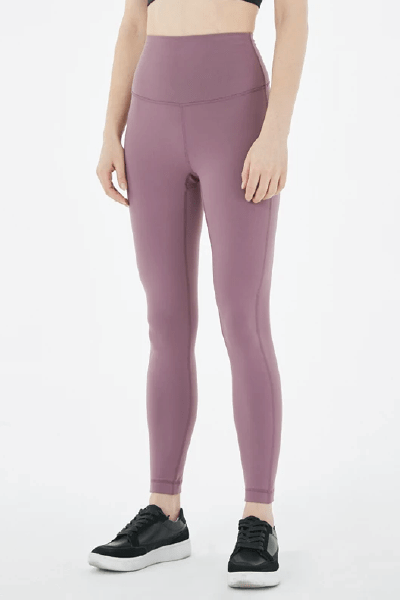 Up Down No Cut Leggings, Rosy Brown (Mulawear)