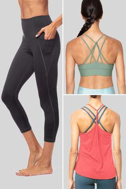 Coral Code - Outfit - YogaClub