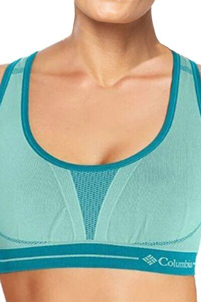 Reversible Bra, Teal by Columbiia