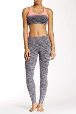 Compression Leggings Black/Grey (Electric Yoga)