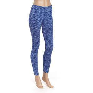 Compression Leggings Blue Royal (Electric Yoga)