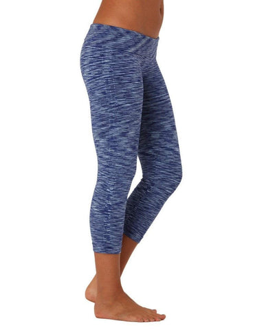 Compression Capri Blue Royal (Electric Yoga)