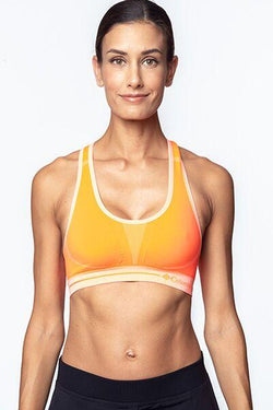 Reversible Bra, Coral by Columbia