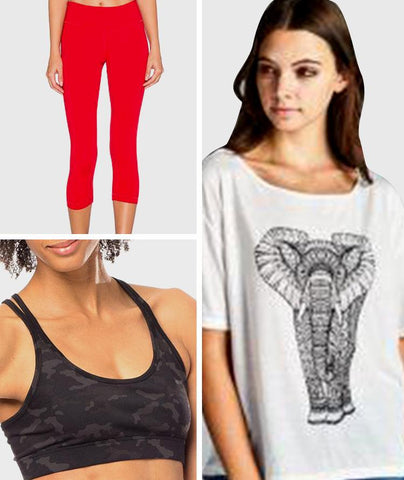 Elephant Ruby Outfit August 5