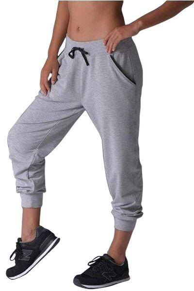 Moxie Jogger, Heathered Grey by Glyder