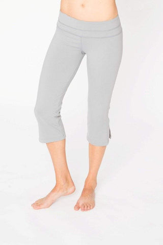 Libra Crops - Frost Gray (Cozy Orange)