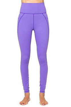 Lili Full Legging, Purple (Vie Active) - Full - Vie Active