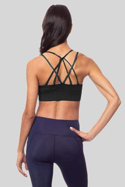 Lola Bra, Black (Vie Active) - Bra Top - Vie Active