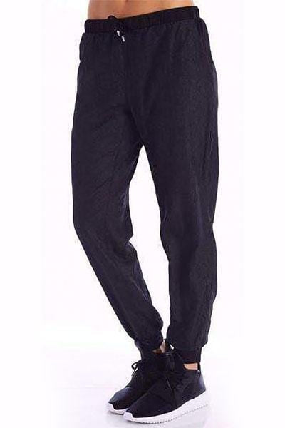 Crush Jogger, Black Onyx by Lukka Lux