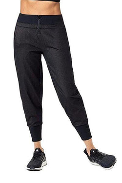 Simpatico Twill Jogger, Twill Black by MPG