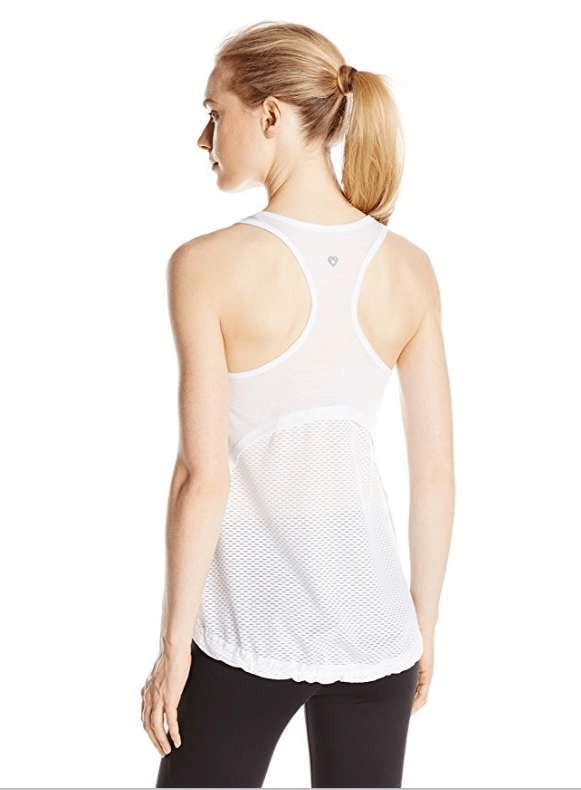 Drawstring Workout Tank