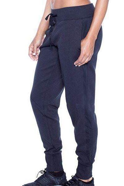 Duel Jogger Pant, Black by TLF