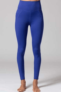 Lili 7/8 Leggings, Blue Quartz (Vie Active) - Full - Vie Active