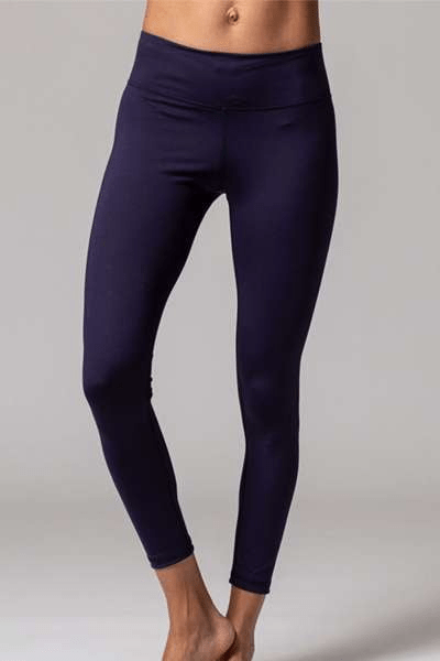 Rebecca Full Legging, Navy (Whisper) - Full - Whisper