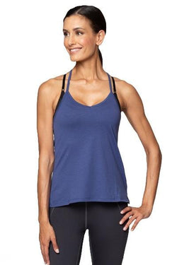 Strappy Tank, Navy by Alternative