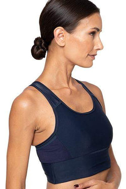Natasha Bra, Navy (Vie Active) - Bra Top - Vie Active