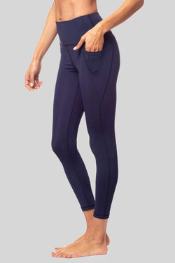 Lili 7/8 Legging, Midnight