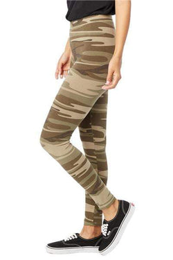 Khaki Camo Go-To Legging (Alternative) - Bottoms - Alternative