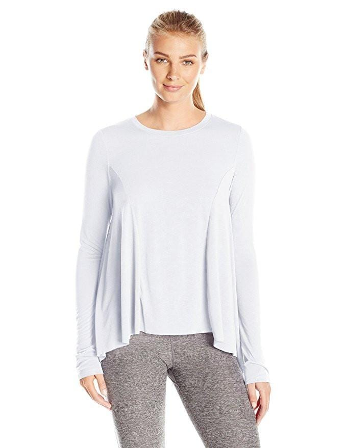 Waterfall LS Top White (Colosseum)