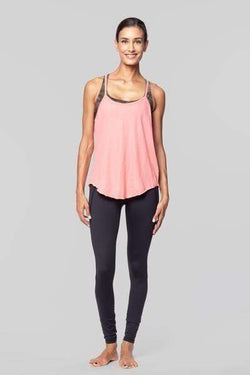 Racer Back Tank, Flamingo (Chaser) - Tank Top - Chaser
