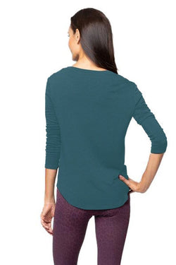 Nikki Top, Teal (Vie Active)
