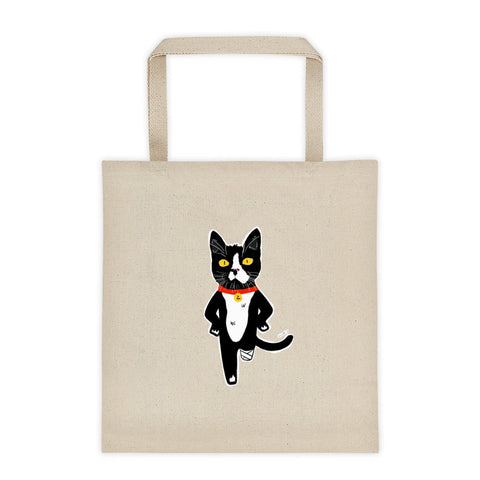 Different is Pawsome - Tote bag