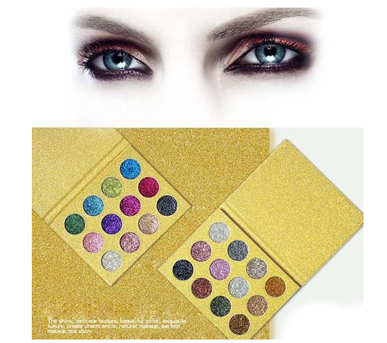 Diamond Rainbow Pressed Glitters Eyeshadow