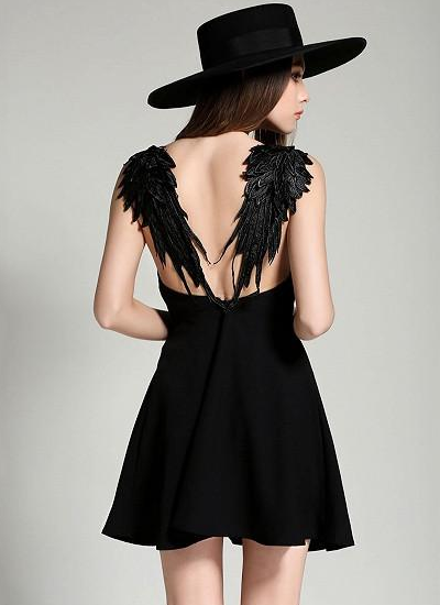 Angel Wing Dresses