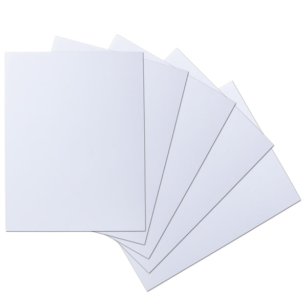 Full sheet (8.5x11 inch rectangle) Waterproof Labels
