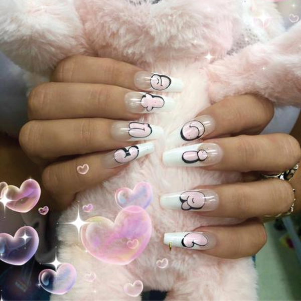 CUTIE PIE Talons ~ LIMITED TIME ONLY