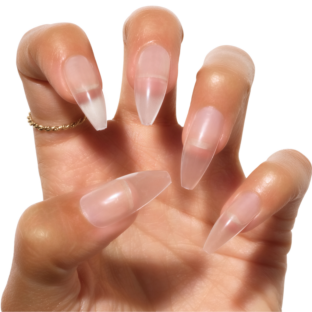 Tres She Instant Acrylics Nails Crystal Clear