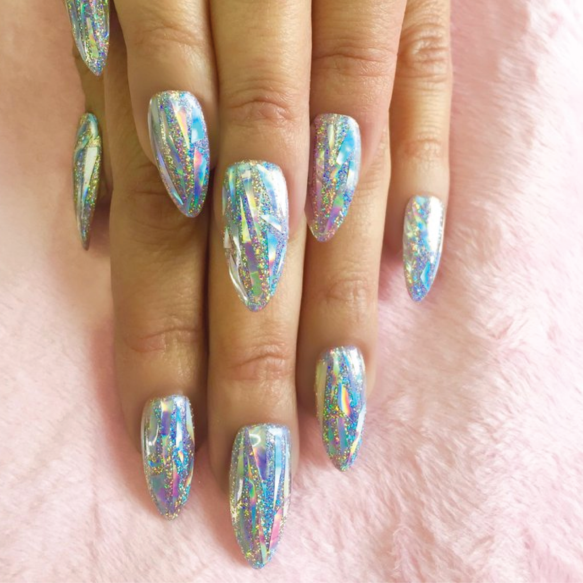 Galactic Opal Talons AVAILABLE NOW