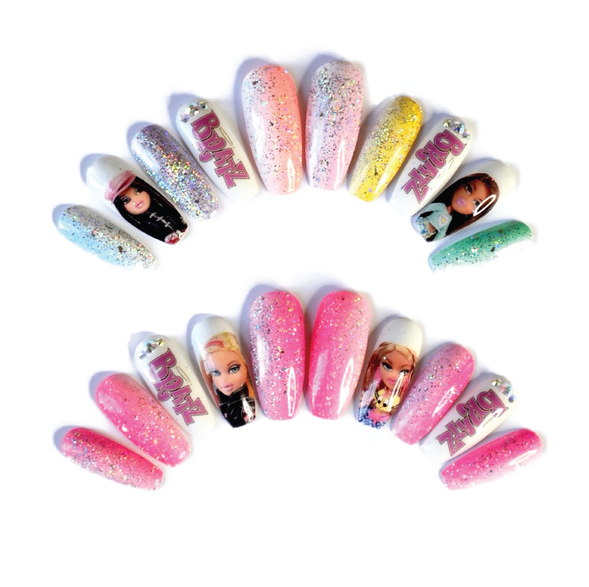 BRATZ Talons Available Now