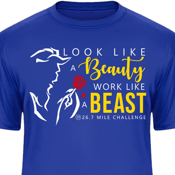 Beauty Beast Male Shirt