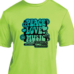 Woodstock Performance Sport T-Shirt