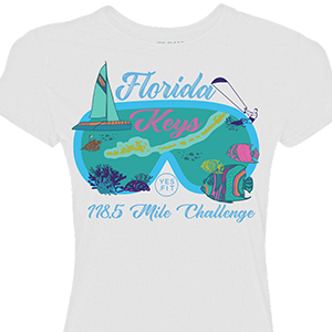 Florida Keys  female Shirt