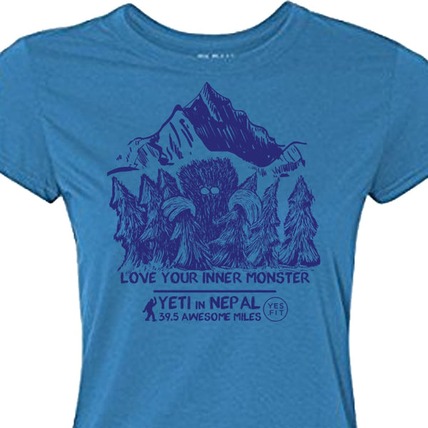 Yeti  Female Shirt