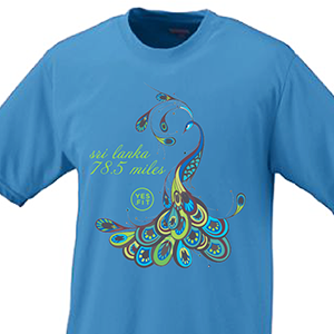 Peacock Male Shirt