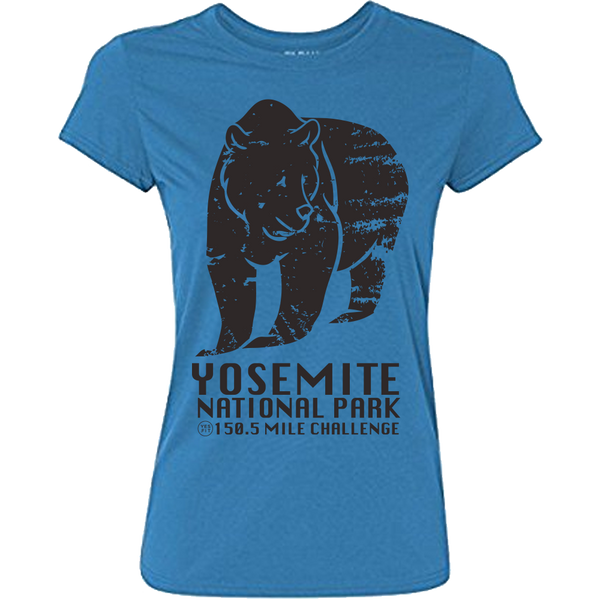 Yosemite  Female Shirt