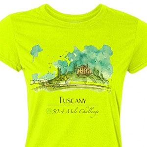 Wine Tour Tuscany Shirt