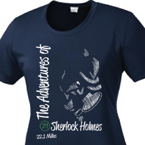 Sherlock Female Shirt