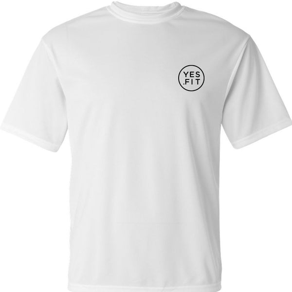 Yes.Fit Logo T-Shirt