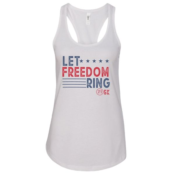 Let Freedom Ring Tank shirt