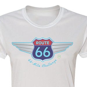 Female Route 66 Shirt