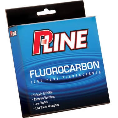 P-Line Soft Fluorocarbon 250 YD Fishing Line