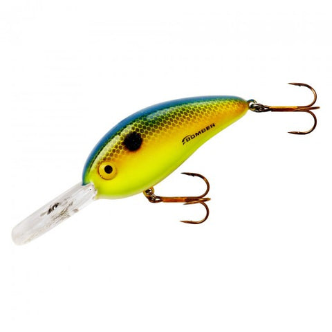Bomber Fat Free Shad Square Lip