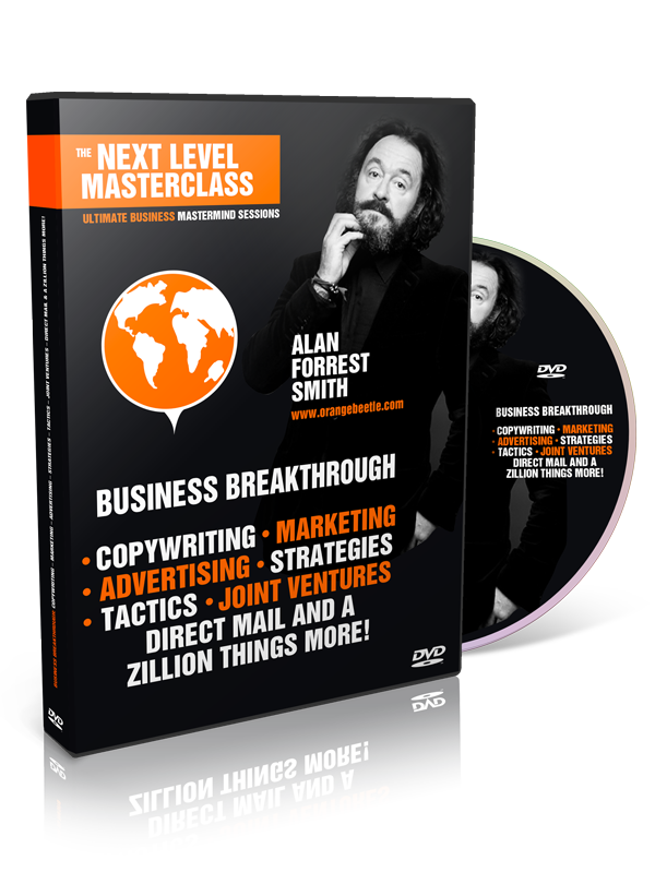Business Breakthrough - The Next Level Masterclass