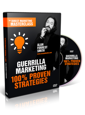 Guerrilla and Direct Marketing Masterclass